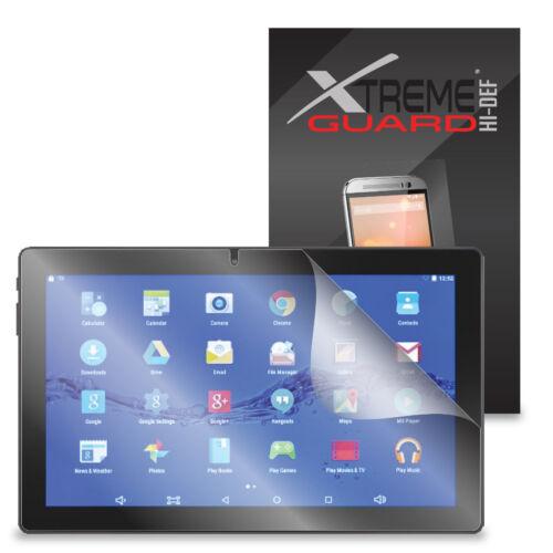 """3-Pack HD XtremeGuard HI-DEF Screen Protector For Digiland DL1168A 11.6/"""" Tablet"""