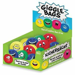 Giggle Bags, Bags Of Laughter, Bags Of Fun 4 Different Types