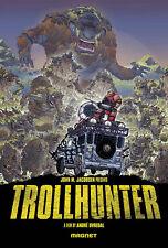 Troll Hunter - original movie poster - 27x40 Rare Style