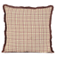 TACOMA-QUILT-SET-choose-size-amp-accessories-Log-Cabin-Red-Plaid-Lodge-VHC-Brands thumbnail 14