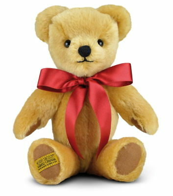 GM10LG 10 inches Merrythought London Classic Gold Teddy Bear 25cm