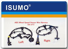 New Rear Left ABS Wheel Speed Sensor For 2006-2011 Hyundai Accent 1.6L ALS1272