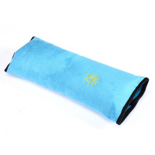 Blau Sicherheits-Gurtpolster Autogurtpolster Schulterpolster kind Schlafkissen