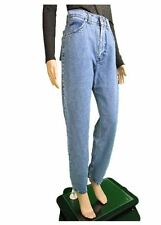 Gianfranco FERRE Womens New High Waist Vtg Boyfriend Denim Jeans sz 12 W29 AN62
