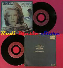 LP 45 7'' SHEILA B. DEVOTION Little darlin Put it in writing 1981 no cd mc dvd