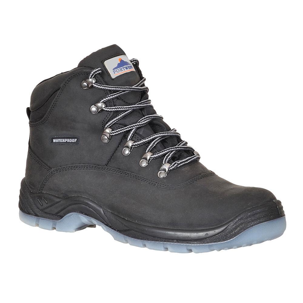Portwest Uomo Steelite All Weather Bagagliaio S3 Wr Nero Taglia Fw57 | Trendy  | Uomini/Donna Scarpa