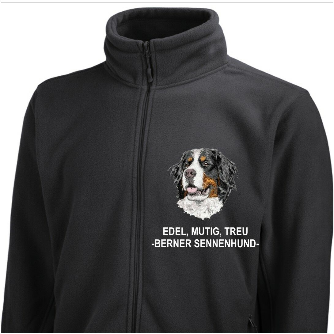 Pinewood Giacca Berner Sennenhund 15 ricamo by siviwonder cane