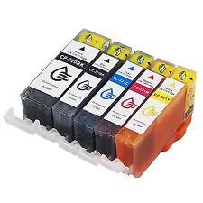 5x PGI-220 CLI-221 Ink Cartridge For Canon PIXMA MP540 MP550 MP560 MP620 Printer
