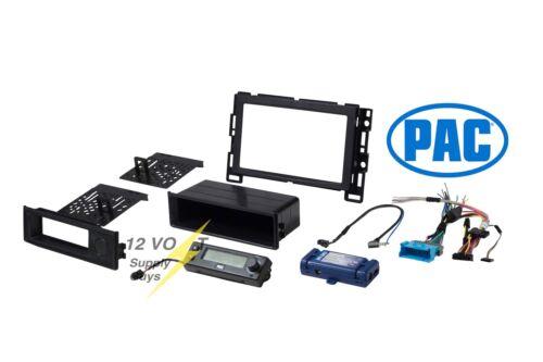PAC Audio RPK4-GM2301 Integrated DashKit for 04-08 Chevrolet Malibu /& Pontiac G6