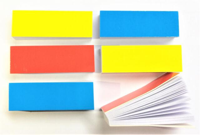 15 BOOKLET  MULTI COLOUR 750 ROACH TIPS FILTER MULTI  BOOKS 5 PACKS OF 3