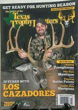 Texas Trophy Hunters Sept Oct 2016 Los Cazadores Shotguns FREE SHIPPING sb