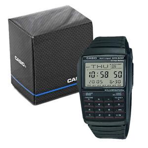NEW-AND-ORIGINAL-CASIO-DATABANK-CALCULATOR-RETRO-LCD-DIGITAL-WATCH-DBC-32-1AES