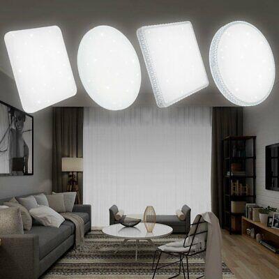 12W-100W LED Deckenleuchte Sternenhimmel Deckenlampe Wohnzimmerlampe Panel Korri
