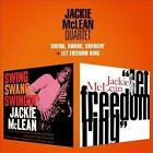 Swing, Swang, Swingin'/Let Freedom Ring by Jackie McLean/Jackie McLean Quartet (CD, Sep-2013, American Jazz Classics)