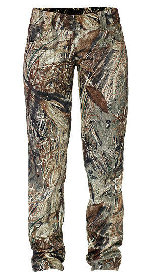 Haley Vines para mujer Pantalón De Caza Camuflaje Camo Mossy Oak Duckblind   6 De Alto