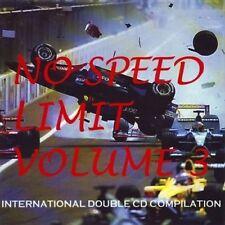 V/A - No Speed Limit Vol.3  (2-CD)