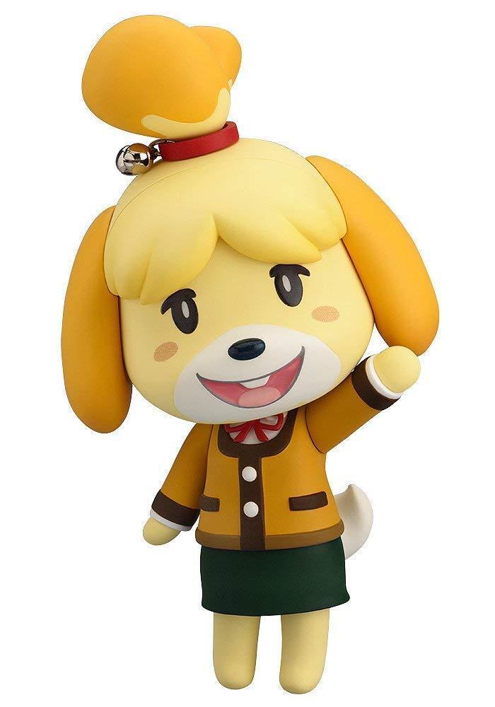 Nendoroid Animal Crossing Isabelle ropa de invierno Ver. figura de acción con seguimiento