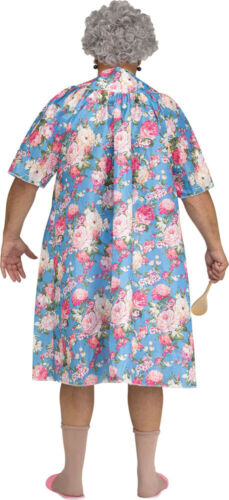 Details about  /Mens Overbearing Mother Funny Costume