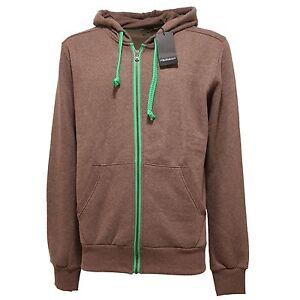 Caricamento Corso Brown Sweatshirt Uomo Joe Dell'immagine Marrone In Rivetto 5211q Felpa CordBex