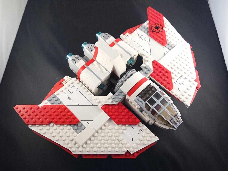 LEGO StarWars StarWars StarWars (7931) T-6 Jedi Shuttle   Komplett   Ohne Figuren f6524d