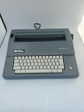 Smith Corona Deville 470 Portable Electronic Typewriter Withcover Tested And Work