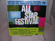 All Star Festival United Nation's Unique Record to Aid Worlds Refugees  G+ G+