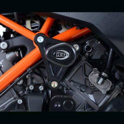 R/&G Sturzpads Set KTM Super Duke 1290 GT 2016 Crash Protectors Sturz Schutz