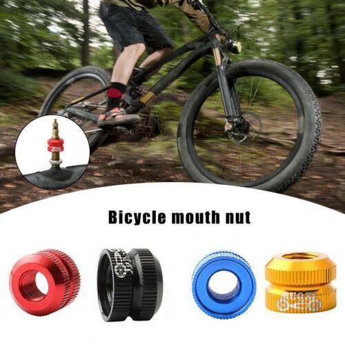 1 Pcs Nut Mountain Bikes Bicycle For Presta Valve Safety Ultralight Tube M7R1