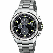 Citizen Men's Drive from Citizen's Eco Drive AR Stainless Steel Watch CA0428-56E