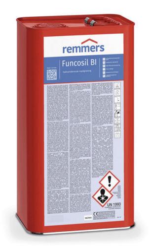 GP /L) 5 Liter Remmers Funcosil BI Imprägnierung für Beton und Fassaden