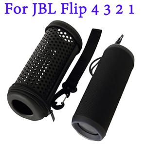For-JBL-Flip-4-3-2-1-Bluetooth-Speaker-Hard-Travel-Bag-Storage-Case-Cover