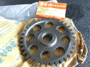 Suzuki-RE-5-RE5-Rotary-Kick-Starter-Gear-26241-37000-New-NOS