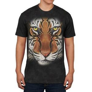 Face Mens Tiger T shirt Soft Tribal 5Lq3j4AR