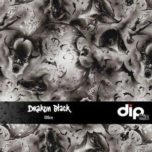 Drakon-Black-Hydrographics-Film-100cm-Hydro-Dipping-FOLDED