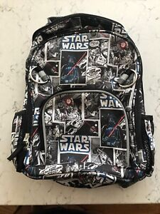 Star Wars Pottery Barn Kids Small Backpack Perfect
