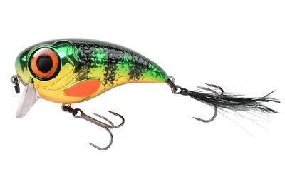 Trout Perch Chub SPRO Freestyle Dropshot Clip Pike Zander