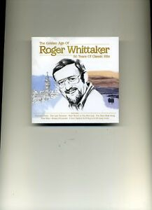 ROGER-WHITTAKER-THE-GOLDEN-AGE-OF-50-YEARS-OF-HITS-NEW-CD