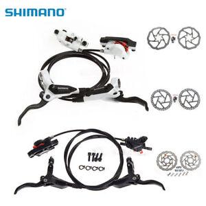 SHIMANO-BR-BL-M395-Mountain-Bike-Disc-Brakes-Hydraulic-Disc-Brake-Front-Rear-Set