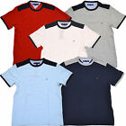 Tommy Hilfiger T-Shirt Mens Solid Wing Tip Classic Fit Casual Logo Tee New