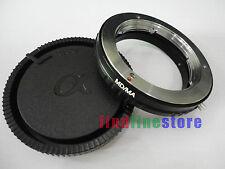 Minolta MD MC Lens to Sony Alpha Minolta AF MA mount adapter A77 A65 no glass