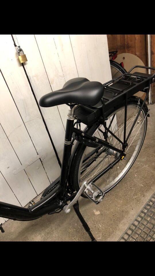 Damecykel, SCO, El cykel