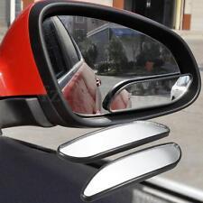 2X Adhesivo Convexo Retrovisor Auxiliar Espejo Punto Ciego Coche Mejora Visión