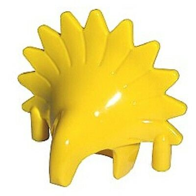G102B Lego Minifigure Headdress Jungle - Yellow - RARE - NEW