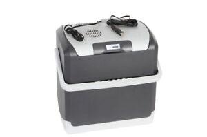 Mini Kühlschrank Oder Kühlbox : Pkw auto kfz lkw kühlbox 24l 12v 230v mini kühlschrank thermobox