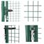 100-125-160-cm-Gartentor-Zauntor-Gartentuer-Metall-Gartenpforte-Maschendraht Indexbild 10