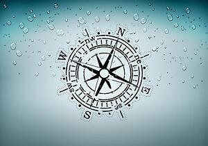 Autocollant-sticker-voiture-moto-boussole-compass-vintage-r2-nautique