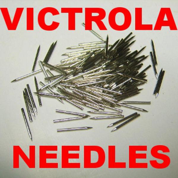 300 SOFT TONE VICTROLA NEEDLES Phonograph,Gramophone,Victor 78 RPM Records