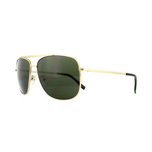 5110d8fe7b7 Image is loading Lacoste-Sunglasses-L188S-714-Gold-Green