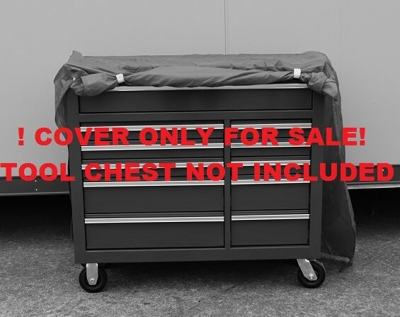 """US PRO TOOLS TOOL CHEST BOX CABINET 42"""" Roller Cab PROTECTIVE COVER 300d"""