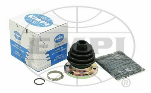 TYPE 1 EMPI 86-1084-D  C.V JOINT BOOT KIT INCLUDES BOOT,GREASE PACK /& HARDWARE